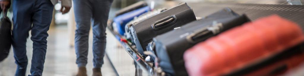 baggage reclaim belt
