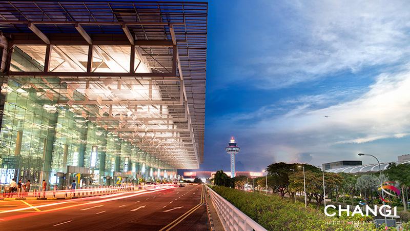 singapore changi world's best airport 2016