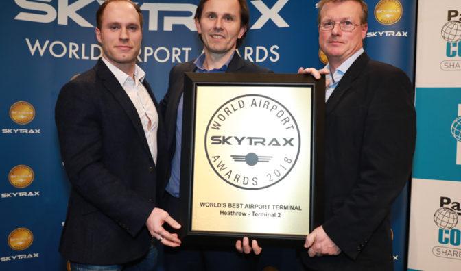 world's best airport terminal 2018