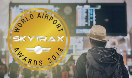 2018年全球机场奖已宣布