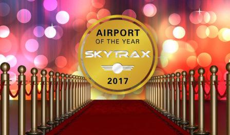 2017年全球机场奖已宣布