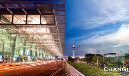 2016年全球最佳机场新加坡樟宜机场
