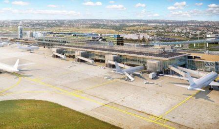 巴黎奥利机场