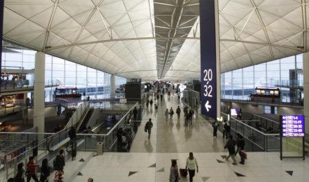 departures hkg