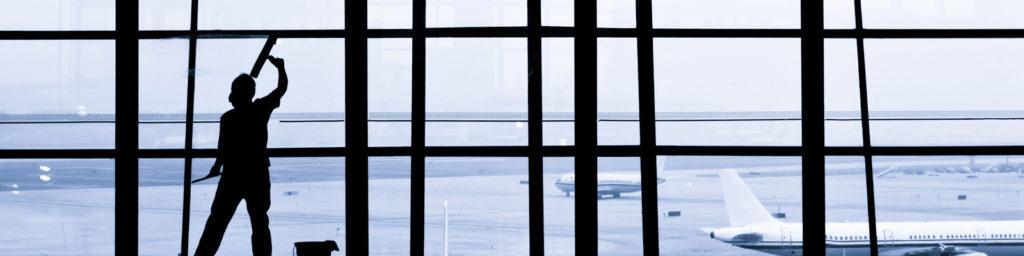 aeropuertos más limpios