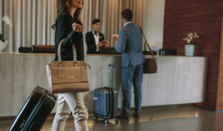 facturación en un hotel