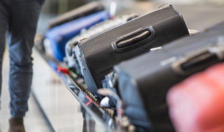 cinta de recogida de equipaje
