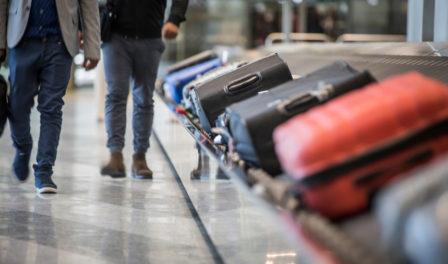 recogida de equipaje