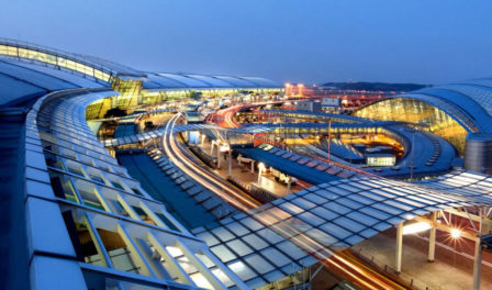 aeropuerto de incheon en seúl