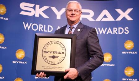vancouver nombrado mejor aeropuerto de norteamérica en 2019