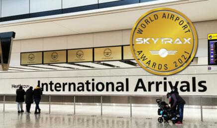 premios mundiales de aeropuertos 2021