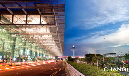 singapore changi world's best airport 2016