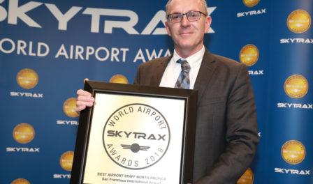 best airport staff north america 2018