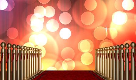 red carpet awards event