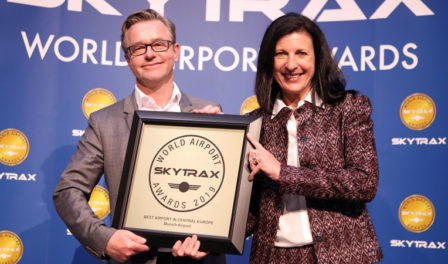 best airport central europe 2019