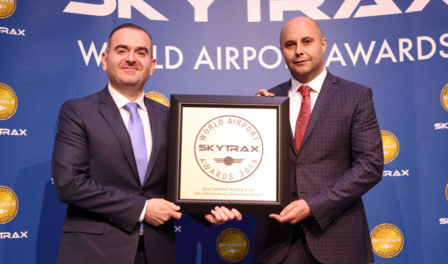 baku named best airport russia and cis