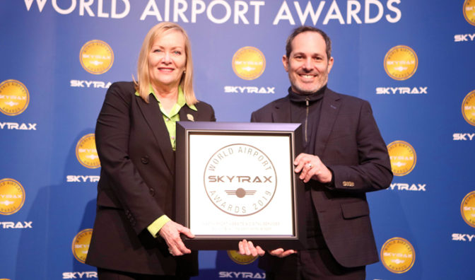 houston airports system world's best website and digital services