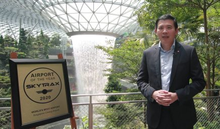 changi world's best airport 2020