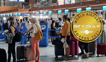 covid-19 airport awards 2021