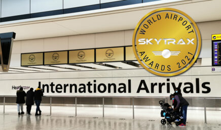 2021 world airport awards